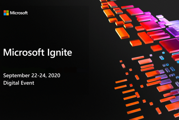 Microsoft Ignite 2020 News New Features Barcelona